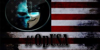Anonymous Hackers Launch %23OpUSA against US Banking and Government Agencies